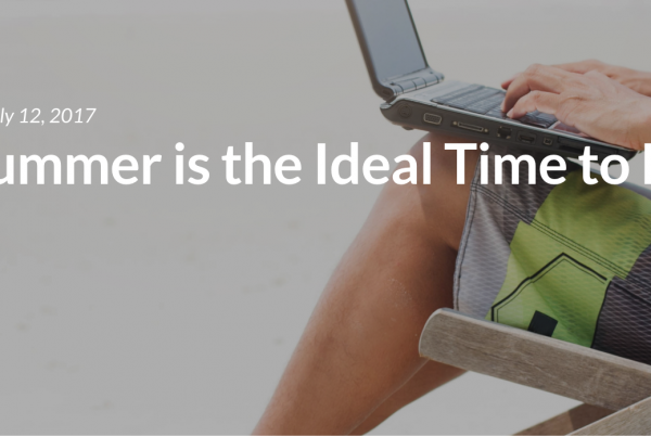 Why Summer is the Ideal Time to Recruit