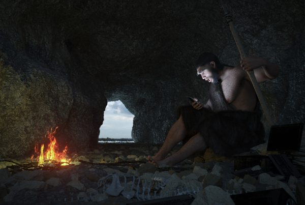How Can Social Media Help Your Sales Team Emerge From the Stone Age and Sell More?