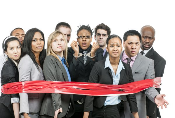 Is Red Tape Getting Your Staffing & Recruiting Teams All Tied Up?