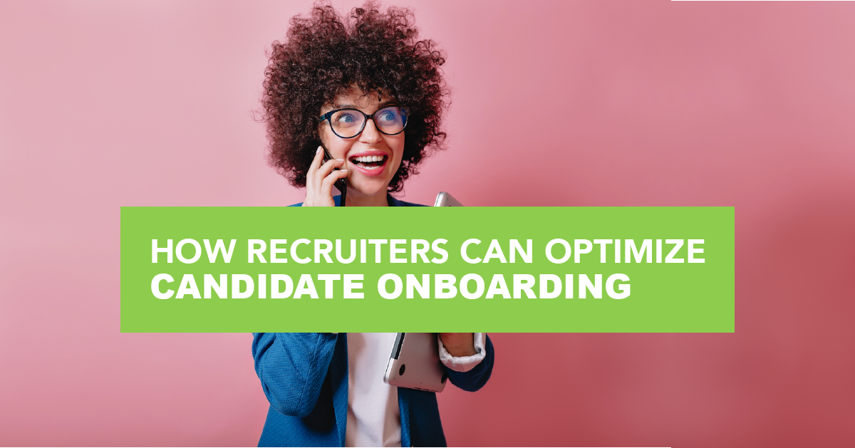 Candidate Onboarding